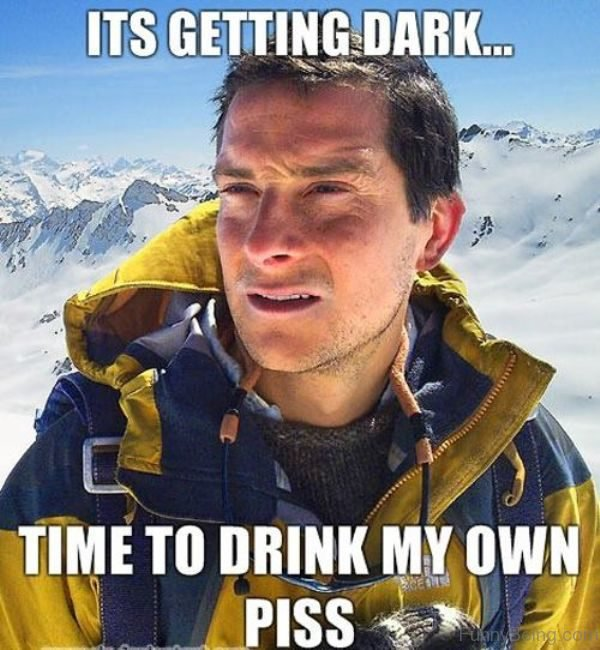 Its Getting Dark