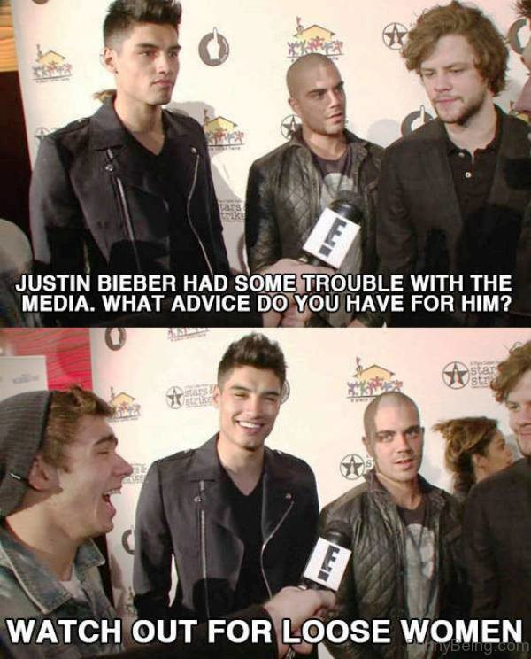 Justin Bieber Had Some Trouble