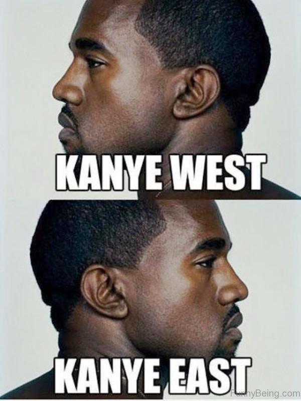 Kanye West Vs Kanye East