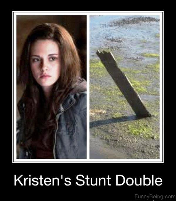 Kristen Stunt Double