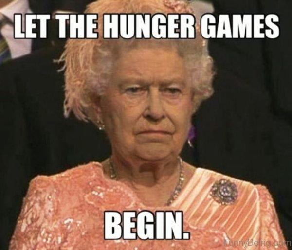 Let The Hunger Games Begin