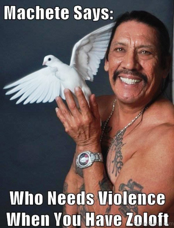 Machete Says