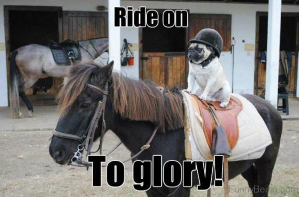 Ride On To Glory