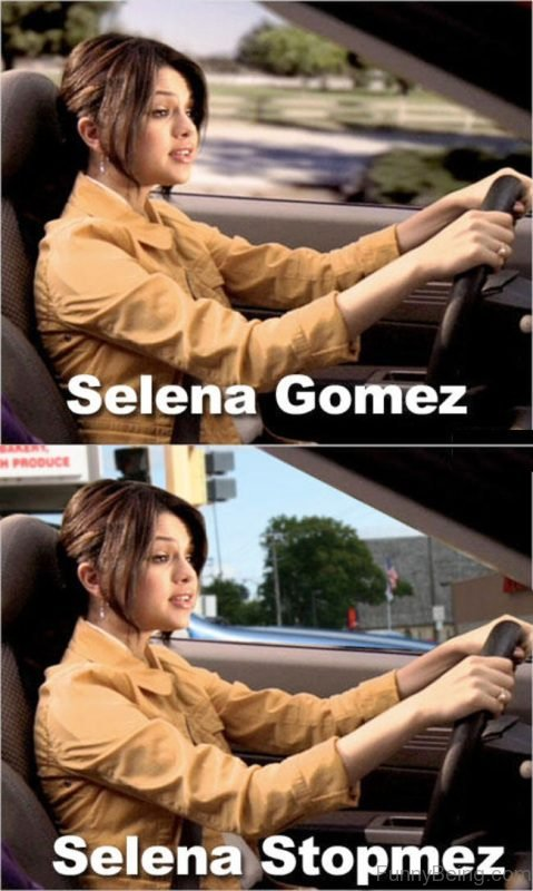 Selena Gomez Vs Selena Stopmez