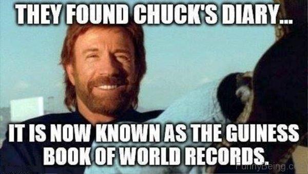 They Found Chucks Diary