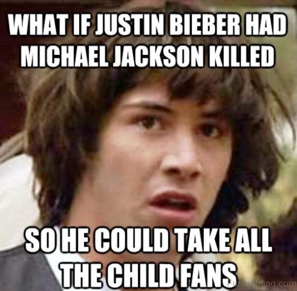 What If Justin Bieber Had Michael Jackson