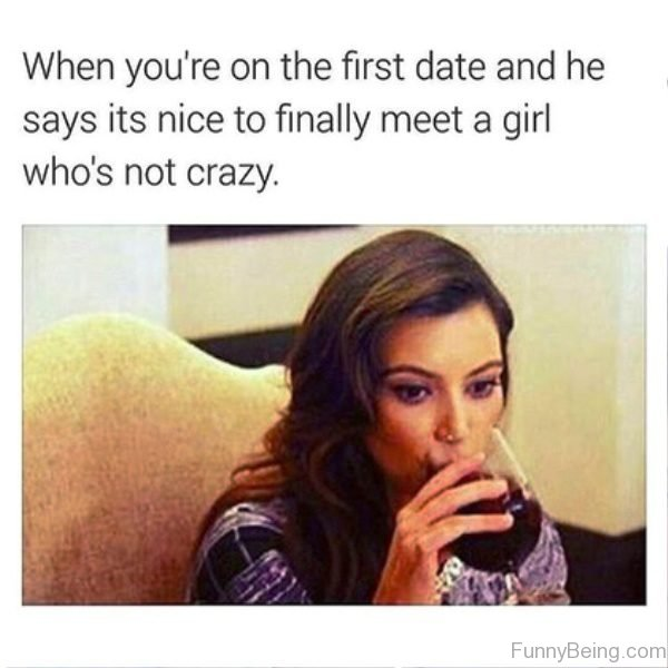 When You re On The First Date