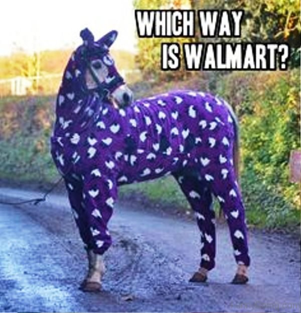 Which Way Is Walmart