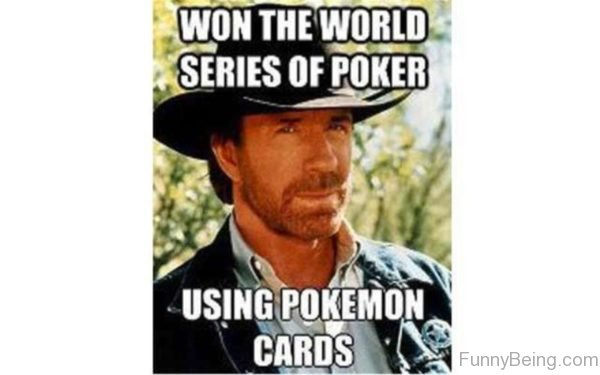 Won The World Series Of Poker