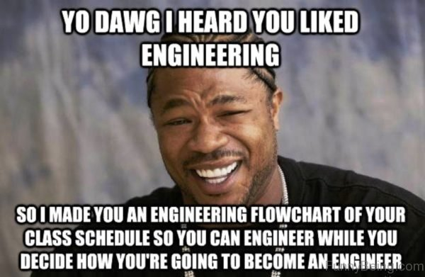Yo Dawg I Heard You Liked Engineering
