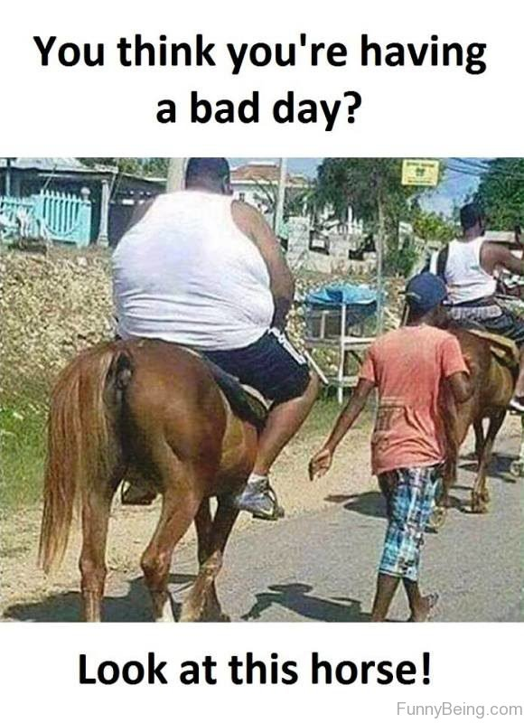 You Think You re Having A Bad Day
