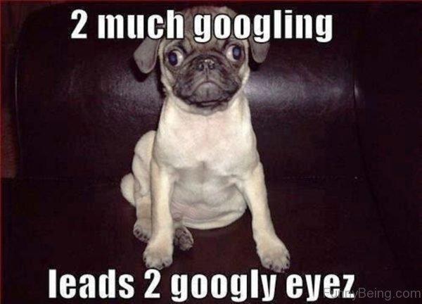 2 Much Googling