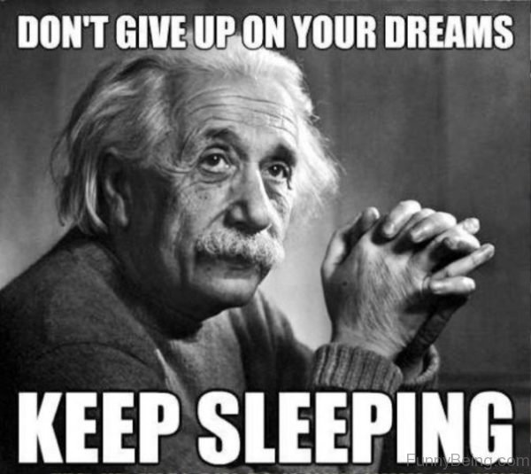 Dont Give Up On Your Dreams