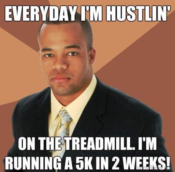 Everyday Im Hustlin