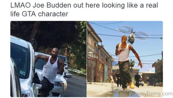 LMAO Joe Budden Out Here Looking