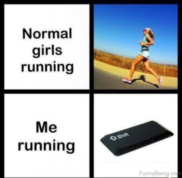Normal Girls Running