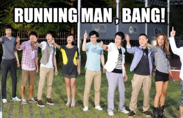 Running Man Bang