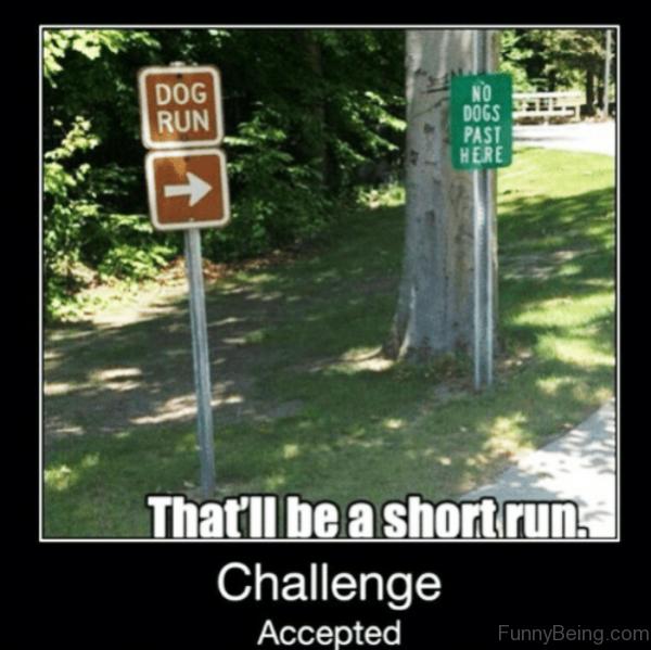 That ll Be A Short Run