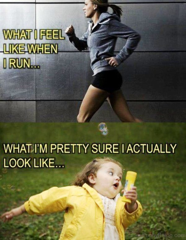 What I Feel Like When I Run