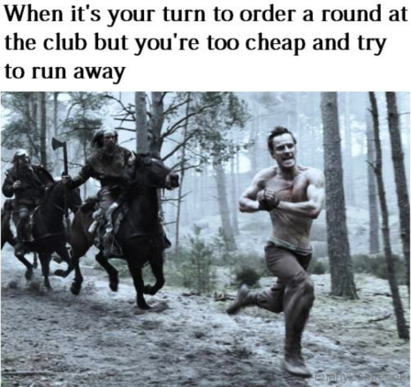 When Its Your Turn To Order