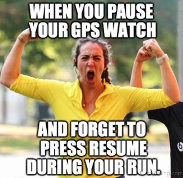 When You Pause Your GPS Watch