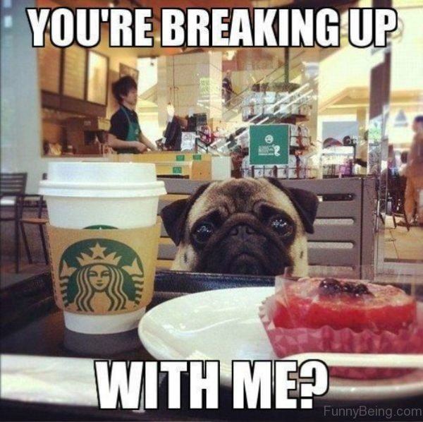 You re Breaking Up With Me