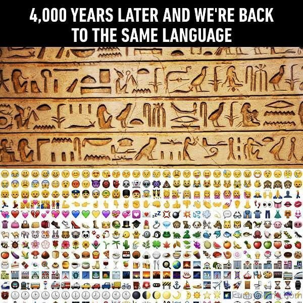 4000 Years Later And We re Back