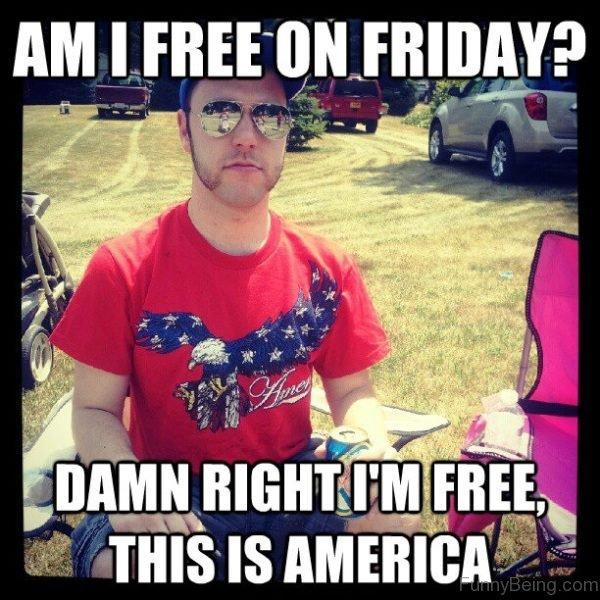 Am I Free On Friday