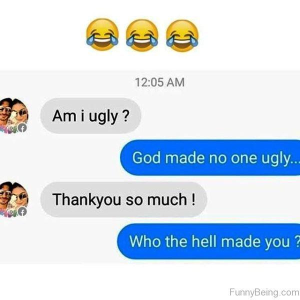 Am I Ugly
