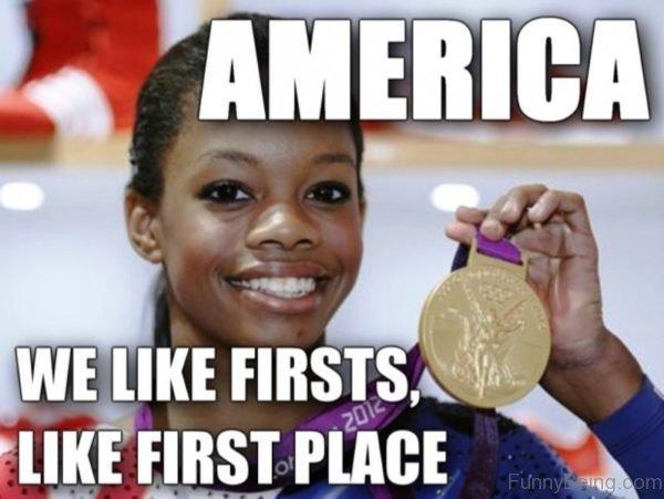 America We Like Firsts