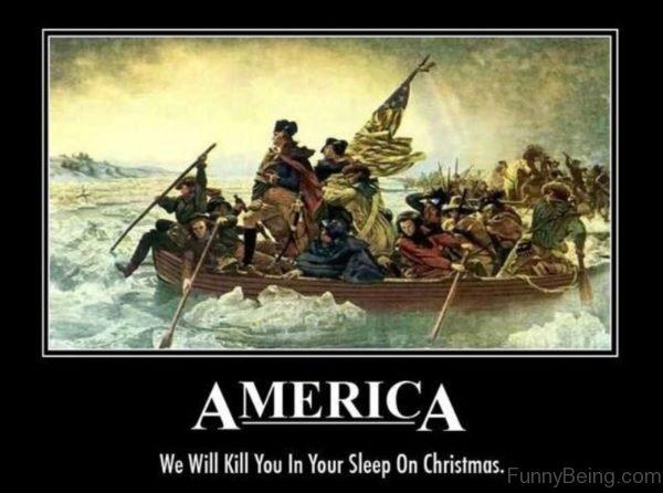 America We Will Kill You