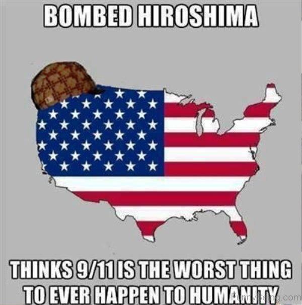 Bombed Hiroshima