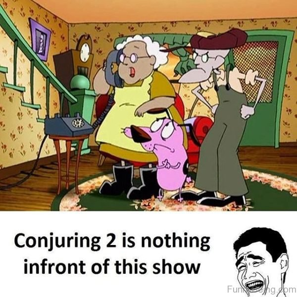 Conjuring 2 Is Nothing Infront Of This Show