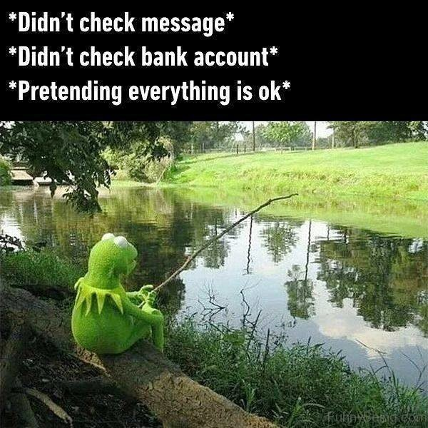 Didnt Check Message