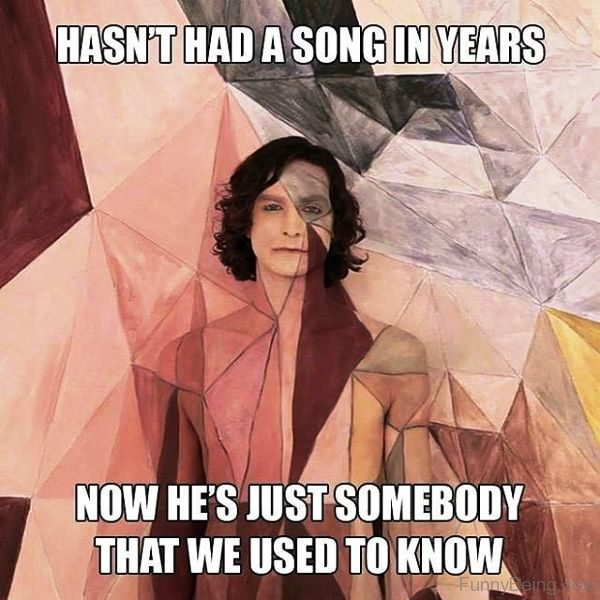 Hasnt Had A Song In Years