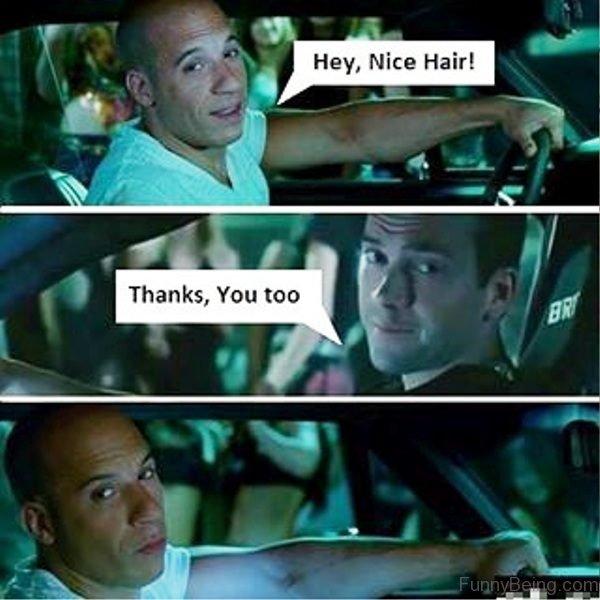 Hey Nice Hair