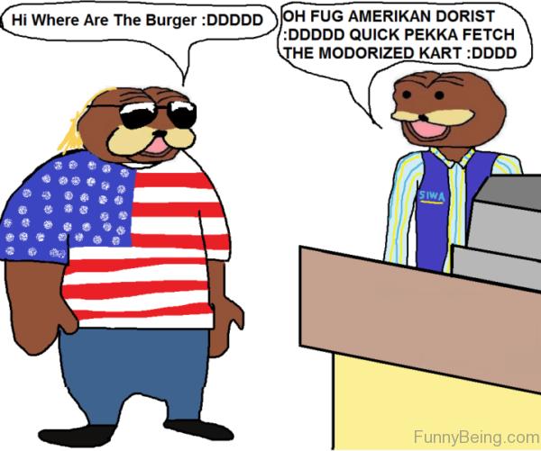 Hi Where Are The Burger