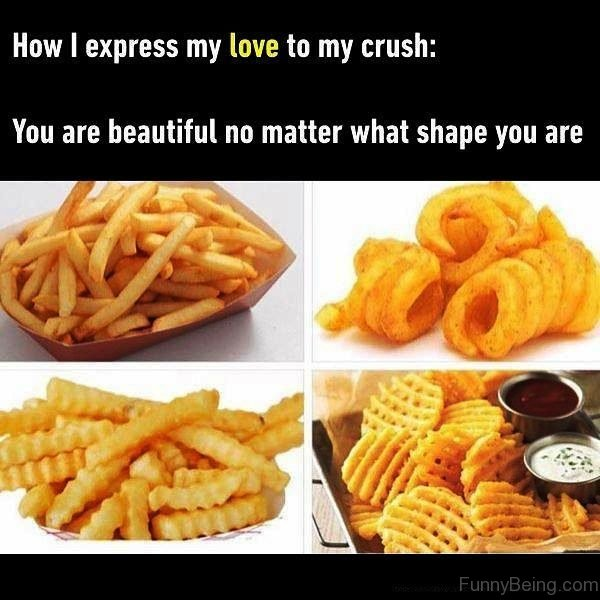 How I Express My Love To My Crush