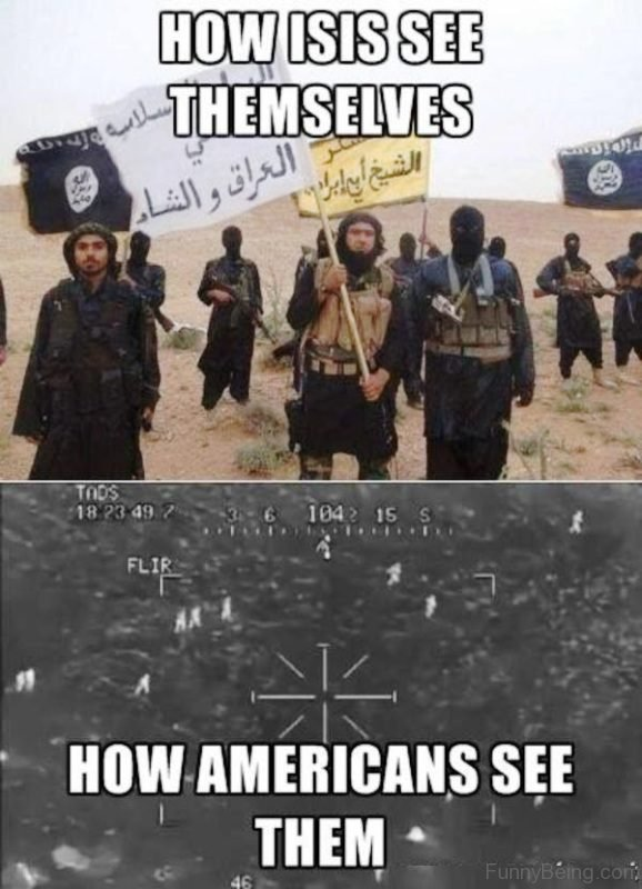 How ISIS See Themselves