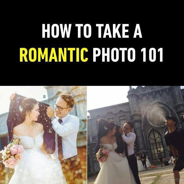 How To Take A Romantic Photo