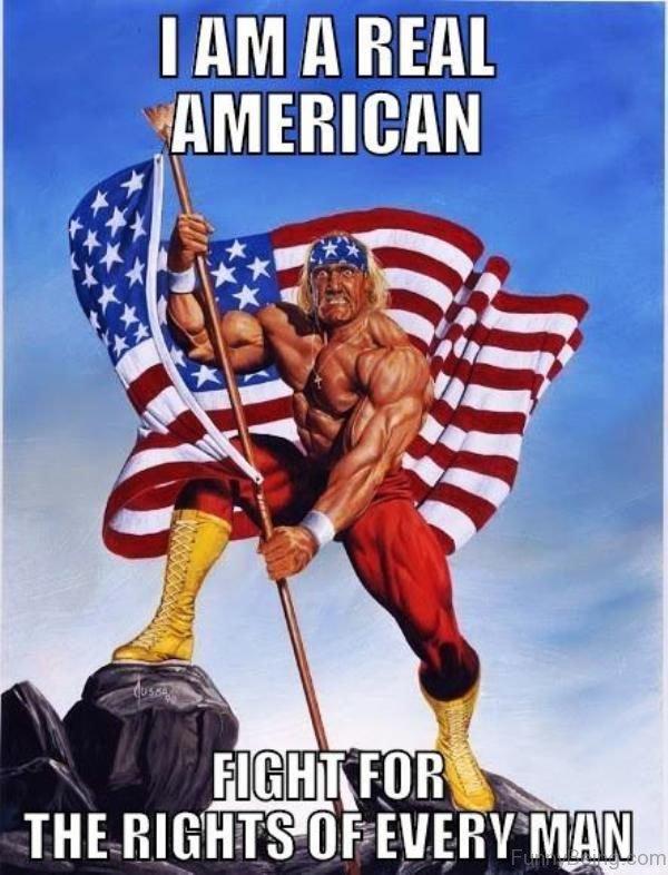 I Am A Real American