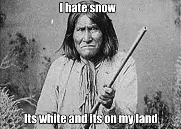 I Hate Snow