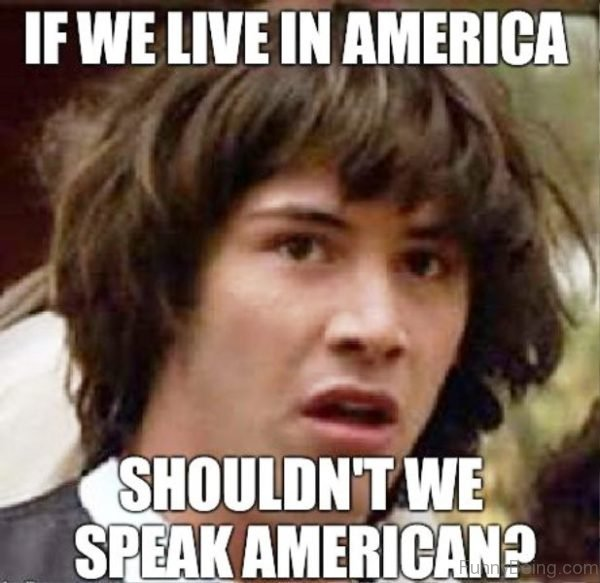 If We Live In American