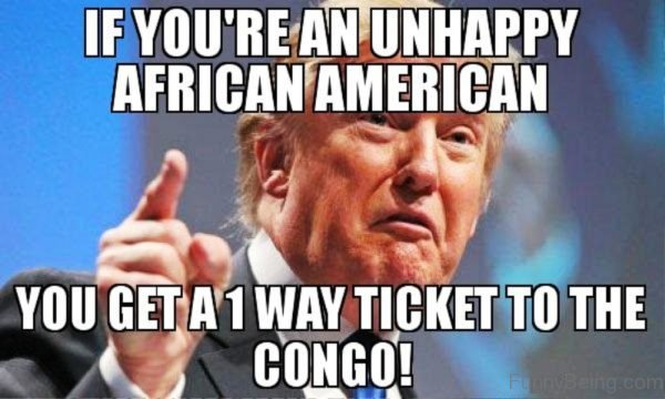 If You re An Unhappy African American 600x360 70 hilarious american memes
