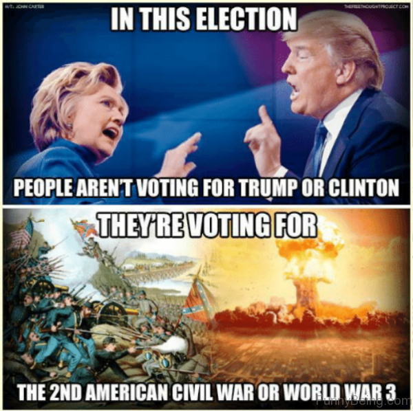 In This Election