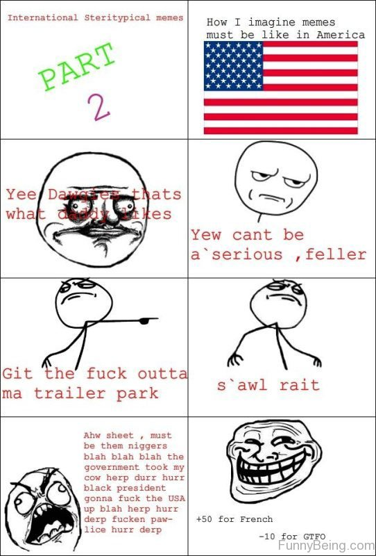 International Steritypical Memes