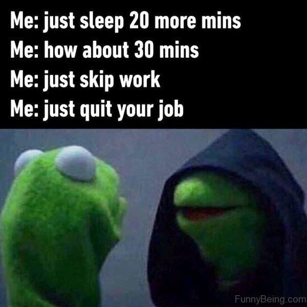 Just Sleep 20 More Mins