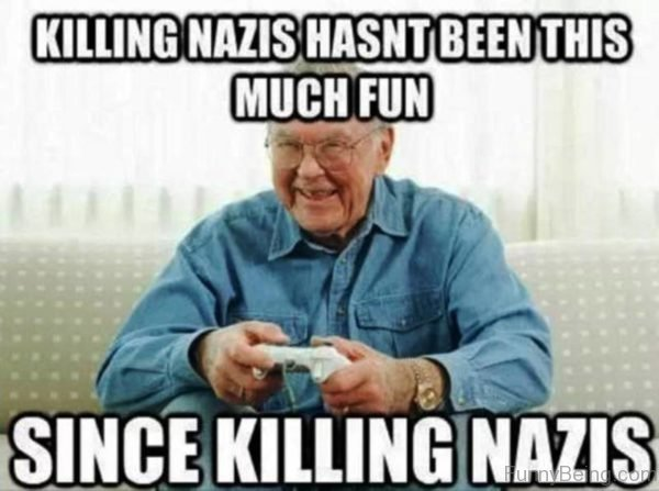 Killing Nazis Hasnt Been This Much Fun