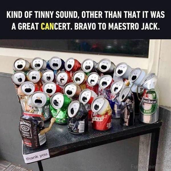 Kind Of Tinny Sound