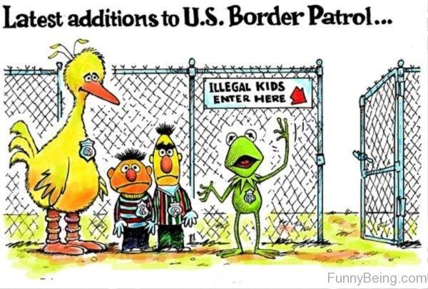 Latest Additions To US Border Patrol